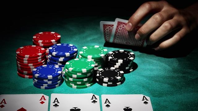 Poker deposit 15 ribu
